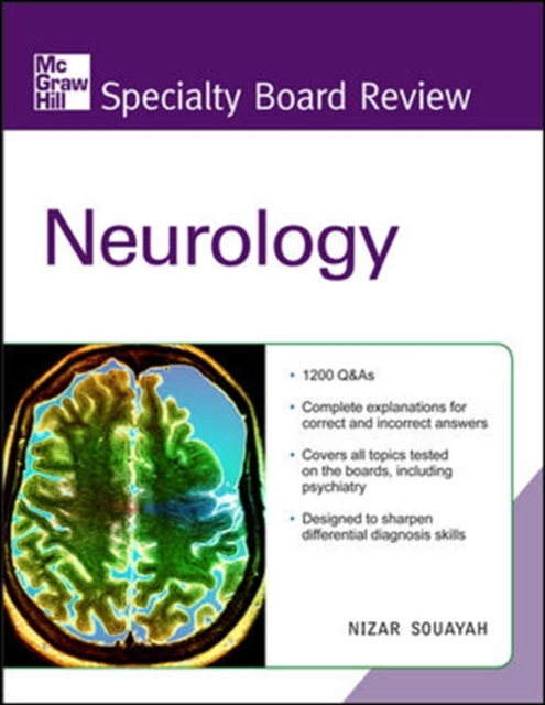 McGraw-Hill Specialty Board Review Neurology, Second Edition