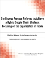 Continuous Process Reforms to Achieve a Hybrid Supply Chain Strategy