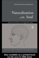 Naturalization of the Soul