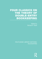 Four Classics on the Theory of Double-Entry Bookkeeping (RLE Accounting)
